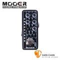 Mooer 001 Gas Station 迷你音箱前級模擬效果器【Micro Preamp】【Diezel Hagen】