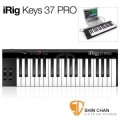 iRig keys 37 Pro ►iRig Keys 37 USB Pro 標準鍵 MIDI鍵盤/37鍵 USB界面(適合PC電腦 / MAC電腦)