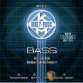 Bass弦►Kerly 冰火弦 KQXB-45105 美製電貝斯弦  (45-105)