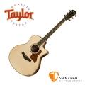 Taylor 816CE 全單板 可插電 民謠吉他 美廠 附原廠硬盒【Talyor木吉他專賣店/吉他品牌/816-CE】