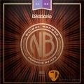 D'Addario NB1152 鎳銅民謠吉他弦 (11-52)【吉他弦專賣店/進口弦/NB-1152/DAddario】