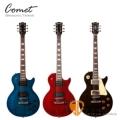 Comet Les Paul-STDF 虎紋電吉他 (雙雙拾音器)