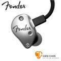 Fender FXA5 IEM 入耳式/耳塞式 監聽耳機(銀)發燒友的完美耳機/台灣公司貨保固