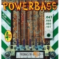Thomastik Infeld奧地利手工電貝斯弦 Power Bass 系列: EB344 (47-107)【進口弦專賣店/EB-344/手工弦】