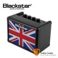 Blackstar Fly3 吉他音箱 限量英國國旗 黑色 / 單顆 電吉他音箱 可當 電腦喇叭 內建破音 / Delay 效果器 / 電池可攜帶 台灣公司貨 Fly3 Union Jack Black