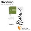 美國 RICO RESERVE 中音 薩克斯風竹片 3號 Alto Sax (10片/盒)【D'Addario/DAddario】