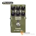 貝斯效果器 ► Dunlop M81 貝斯前級放大效果器【MXR Bass Preamp/M-81】