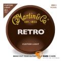 martin弦 ► Martin MM11 Retro民謠吉他弦(0.11-0.52)【吉他專賣/木吉他弦/MM-11/41MM11/Retro】