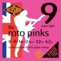 ROTOSOUND R9 鍍鎳弦電吉他弦(9-42)【英國製/電吉他弦/R-9】