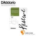 美國 RICO RESERVE 中音 薩克斯風竹片 2號 Alto Sax (10片/盒)【D'Addario/DAddario】