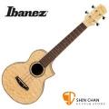 直購直殺價↘日本名牌Ibanez UEW10QM頂級楓木-手工鑲貝烏克麗麗 Concert Ukulele(23吋)/附Ibanez琴袋