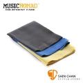 """美國 MusicNomad MN203 樂器麂皮布3件組 12""""x12"""" 【MN-203/適用於亮面吉他和貝斯】"""
