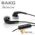 akg耳機推薦 ► AKG K318 線控耳塞式耳機【K-318/for iPod/iPhone/iPad/蘋果專用】