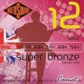 ROTOSOUND SB12 磷青銅民謠吉他弦(12-52)【英國製/木吉他弦/SB-12】