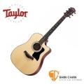 taylor吉他 ▻ Taylor 310ce 全單板 可插電民謠吉他 美廠 附原廠硬盒【310-ce/木吉他/DN桶身】