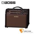 BOSS ACS-LIVE 60瓦 木吉他專用彈唱音箱 可接麥克風 Looper功能 原廠公司貨一年保固【Roland】