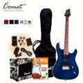 Comet 重金屬AX-1電吉他全配套餐【Comet吉他專賣店/AX1/吉他套餐】