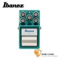 貝斯效果器 ► Ibanez TS9B 貝斯失真效果器【Bass Tube Screamer/TS-9B】