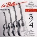 La Bella FG134 纏弦增強36吋古典吉他專用弦【古典弦專賣店/尼龍弦/FG-134】