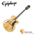 Epiphone Broadway 空心爵士電吉他 原廠公司貨 一年保固【Broadway Nat Gld Hdwe】