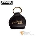 Dunlop-Pick包鑰匙圈(金色鐵環) 5200