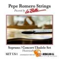 Pepe Romero Strings 碳纖維 21-23吋 烏克麗麗弦 型號: SET US1【La Bella】