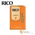 竹片►美國 RICO 上低音 薩克斯風竹片 2號 Baritone Sax (10片/盒)【橘包裝】