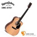 Sigma 吉他▻  Sigma DMC-STE+ 新款 可插電木吉他/41吋切角單板民謠吉他 (DMC STE/雲杉面單板/經典D桶身/切角) 附贈吉他袋【源自Martin製琴工藝】 DMC STE + 台灣總代理公司貨