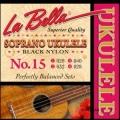 La Bella No.15 Soprano Ukulele 21吋烏克麗麗弦【Ukulele專賣店】