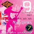 ROTOSOUND R9-7 鍍鎳特殊七弦電吉他弦(9-52)【英國製/電吉他弦/R9-7】