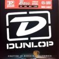 Dunlop DBS45100 美製 不鏽鋼電貝斯弦(45-100)【DBS-45100】