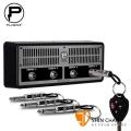 Pluginz RUCKUS 現代金屬 Mesa Boogie音箱造型 鑰匙座 (4支鑰匙圈/1個鑰匙座)-吉他手最愛文創商品/禮物