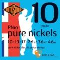 ROTOSOUND PN10 純鎳電吉他弦(10-46)【英國製/電吉他弦/PN-10】