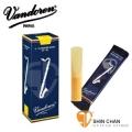 Vandoren 低音豎笛 竹片 V5藍盒 2號半 2.5 竹片(5片/盒)Bass Clarinet 低音單簧管/低音黑管【型號:CR1225】