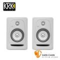 KRK RP5G3 5吋錄音室專用監聽喇叭 白灰色 一對二顆【RP5G3WN/ROKIT 5】