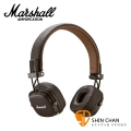 英國 Marshall Major III Bluetooth 藍芽耳罩式耳機 - 咖啡色 MajorⅢ / 公司貨保固 藍牙