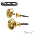 Dunlop安全背帶扣  (金色)(U.S.A)SLS1034G