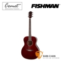Comet 慧星 C417SE 單板可插電民謠吉他 JM共嗚之王 單板雲杉電木吉他 搭載美國Fishman拾音器(C-417SE)