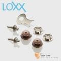 LOXX E-A-COPPER 電吉他安全背帶扣 德國製