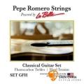 Pepe Romero Strings 高張力 碳纖維 古典吉他弦/古典弦 型號: SET GFH 【La Bella】