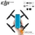 DJI SPARK 曉 掌上型 空拍機 /無人機 (藍色) 全能套裝 台灣公司貨