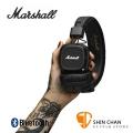 英國 Marshall Major II Bluetooth (黑色)無線藍牙耳機/內建麥克風 公司貨 藍芽耳罩式耳機 送獨家英國倫敦吉他Pick組