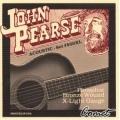 John Pearse 500XL 磷青銅弦 Phosphor Bronze Extra Light Strings (10-47)【進口弦專賣店/木吉他弦/500-XL】