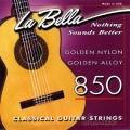 La Bella 850 中高張力-Tension 簽名專用古典吉他弦【La Bella古典弦專賣店/尼龍弦】
