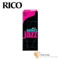 竹片►美國 RICO Select Jazz 上低音 薩克斯風竹片  3 Soft Baritone Sax (5片/盒)