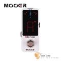 Mooer Baby Tuner 高準度全頻單顆調音器【Tuner Pedal】【BT】