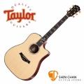 Taylor吉他►美國 Taylor 910CE 頂級民謠吉他【全單板/木吉他/910-CE】