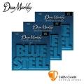 Dean Markley 2552-3PK 電吉他弦 Blue Steel 09 - 42 /台灣公司貨 三包組