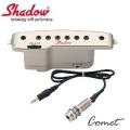 德國製造 Shadow SH-145 民謠吉他-主動式拾音器