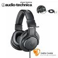 鐵三角 ATH-M20x 監聽耳機 / 錄音室監聽耳機 / 耳罩式耳機 M20x